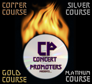 concert promoters courses